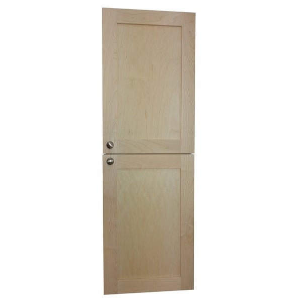 Shop 56 Inch Recessed In The Wall Frameless Pantry Medicine Cabinet Free Shipping Today