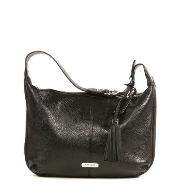 e59e76c68526 Shop Coach Avery Leather Small Hobo Bag - Free Shipping Today ...