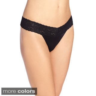 Maidenform Women's Dream Thong with Lace
