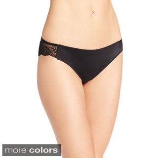 Maidenform Women's Comfort Devotion Lace-back Tanga Panty