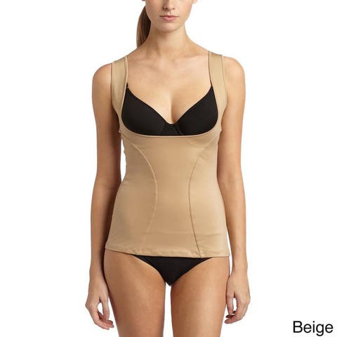 88888d2c2 Flexees Women s Dream Shapewear WYOB Torsette