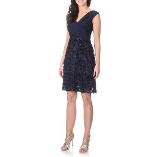 Patra Women's Soutache Party Cocktail Dress