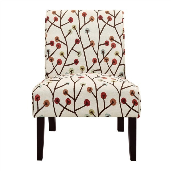 dorel living teagan armless accent chair free shipping today