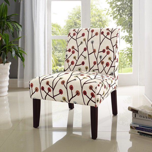 Teagan Armless Accent Chair