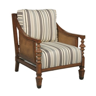 Fairmont Designs Made To Order Elsa Brown and Ranchel Stipe Occasional Chair