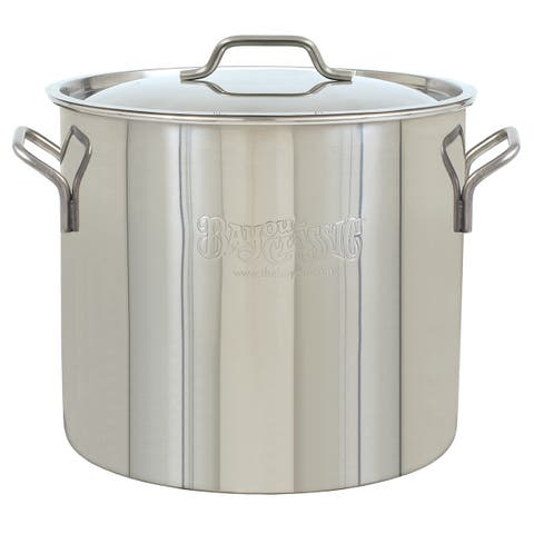 Bayou Classic® 1420 - 20-qt Stainless Brew Kettle