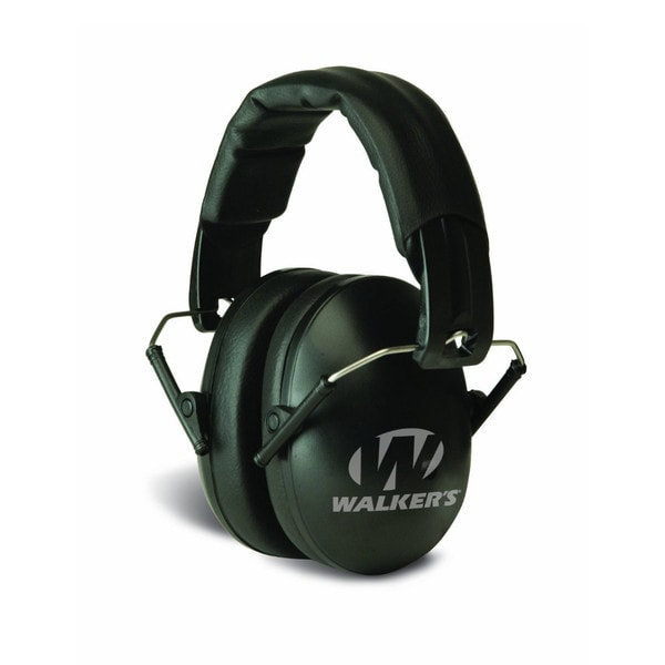Walker's Game Ear Pro Low Profile Folding Muff