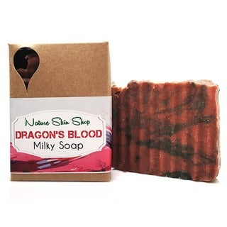 Dragons Blood Natural Goat Milk 5-ounce Soap Bar