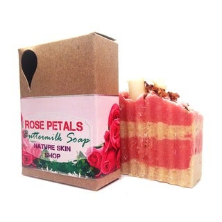 Butter Milk Shea Butter Rose Blend 5-ounce Soap Bar