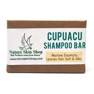 All Natural Cold Press Cupuacu Repairing 5-ounce Shampoo Bar