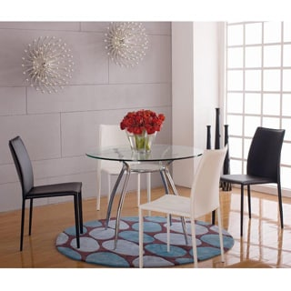 Belmont Glass Dining Table