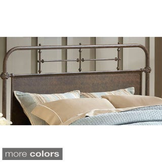 Carbon Loft Lister Metal Headboard (Rails Not Included) (4 options available)