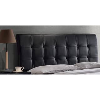 Clay Alder Home Bay Faux Leather Headboard
