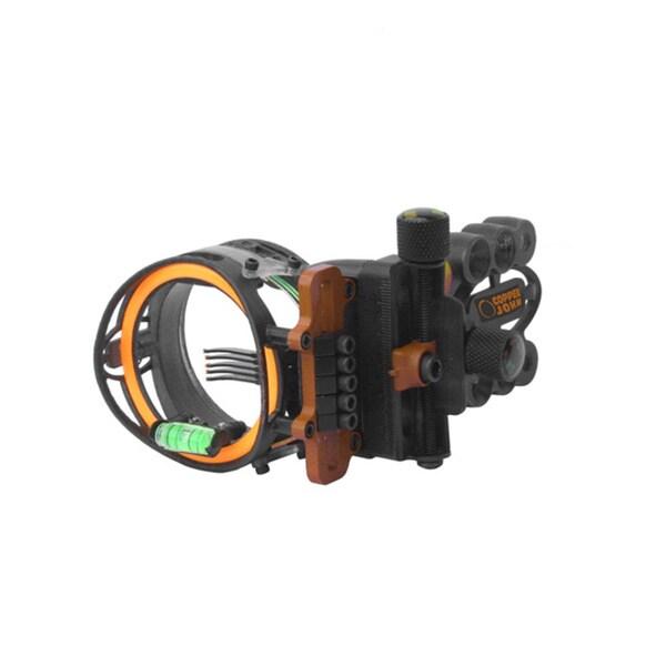 Copper John TST 3 pin Black microadjust Sight