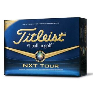 Titleist 2014 NXT Tour Golf Ball 12-Ball Pack