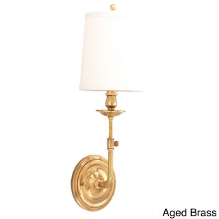 Hudson Valley Logan 1-light Wall Sconce