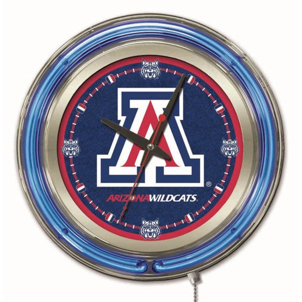 Holland Neon PAC 12 Team Logo Clocks