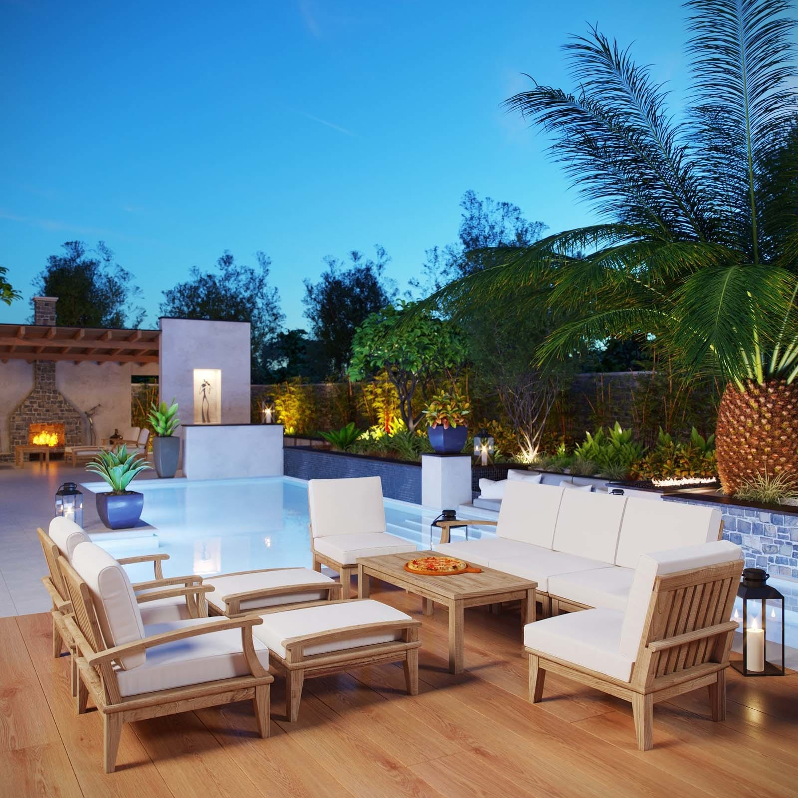 Teak Patio Furniture   Find Great Outdoor Seating & Dining Deals ...