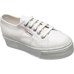 Women's Superga 2790 Acotw Linea Up And Down White