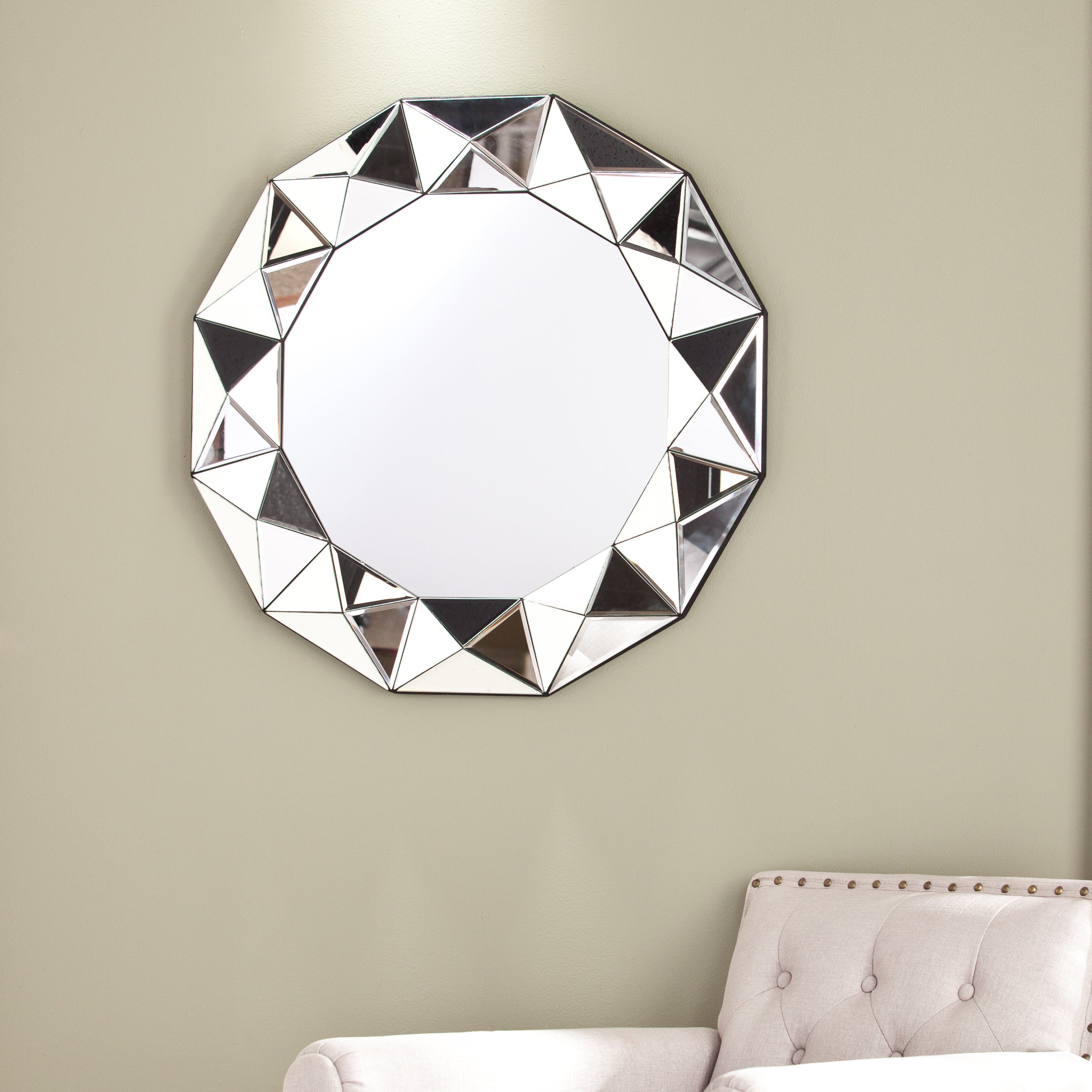 Harper Blvd Travers Decorative Mirror