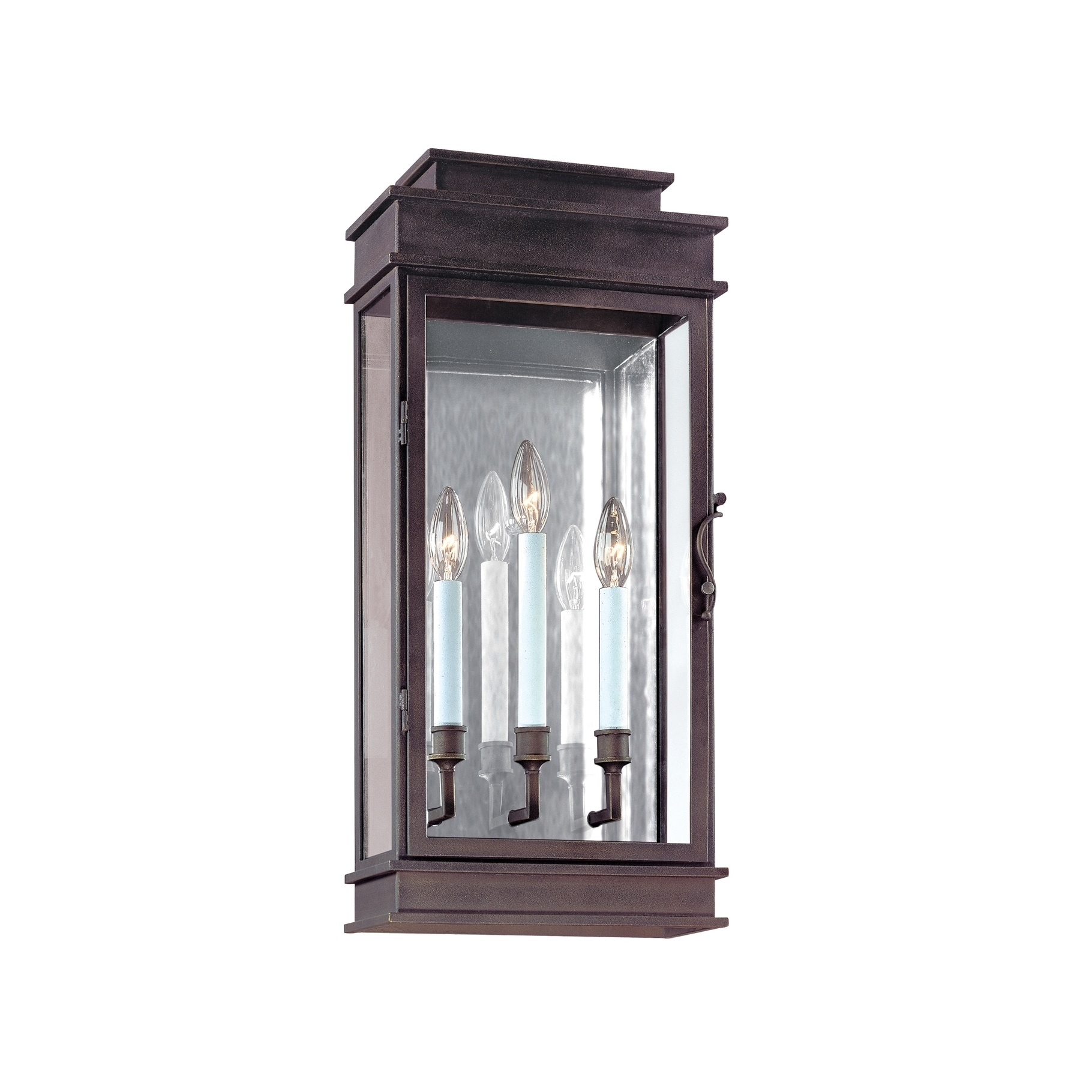 Troy Lighting Vintage 3-light Large Wall Sconce