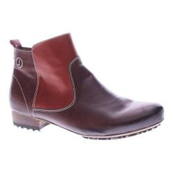Women's L'Artiste by Spring Step Aladyn Boot Mahogany Leather