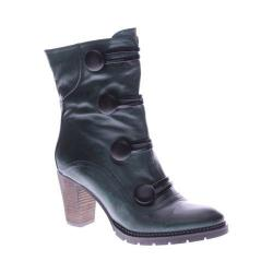 Women's L'Artiste by Spring Step Brentbrook Boot Green Leather