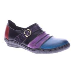 Women's L'Artiste by Spring Step Expel Turquoise Multi Leather
