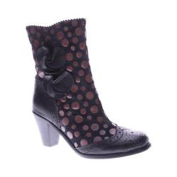 Women's L'Artiste by Spring Step Perignon Boot Black Multi Leather