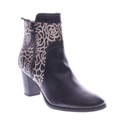 Women's L'Artiste by Spring Step Blackcherry Boot Black Multi Leather