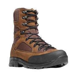 Danner Men S Boots Bull Run 8in Steel Toe Black Full Grain
