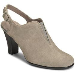 Women's Aerosoles Role Back Grey Suede