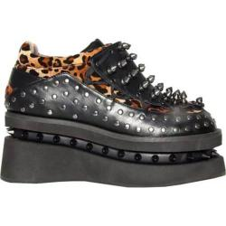 Women's Hades Opion Creeper Black Polyurethane