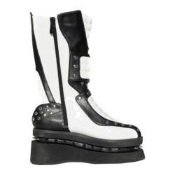 Women's Hades Storm Platform Boot White Polyurethane