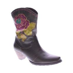 Women's L'Artiste by Spring Step Aster Western Boot Gray Leather