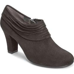 Women's Aerosoles Starring Role Black Faux Suede