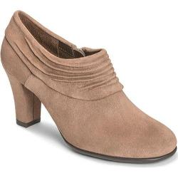 Women's Aerosoles Starring Role Taupe Faux Suede