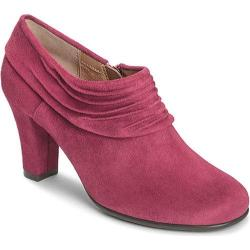 Women's Aerosoles Starring Role Wine Faux Suede