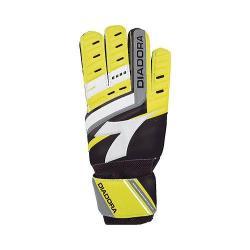 Diadora Euro Glove Black/Yellow Fluorescent/White