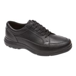 Men's Rockport Cityplay Two Lace To Toe Black Leather