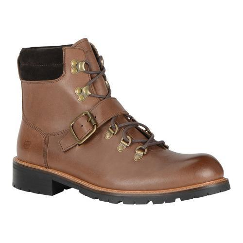 a6b108e14970 Shop Men s Marc New York by Andrew Marc Midwood Boot Espresso Coffee Bean  Leather - Free Shipping Today - Overstock - 10474912