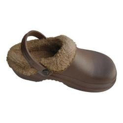 Nothinz Plush Clogs Chocolate/Chocolate