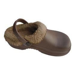 Nothinz Plush Clogs Chocolate/Chocolate (3 options available)