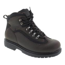 Boys' Deer Stags Hector Waterproof Hiker Dark Brown