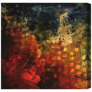 Oliver Gal 'Blood in the Water' Canvas Art