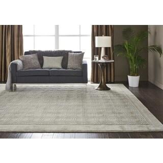 Nourison Westport Grey Rug (5 x 8)
