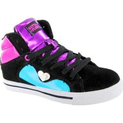 Women's Gotta Flurt Confused Plasma Hi Black Suede/Synthetic (More options available)