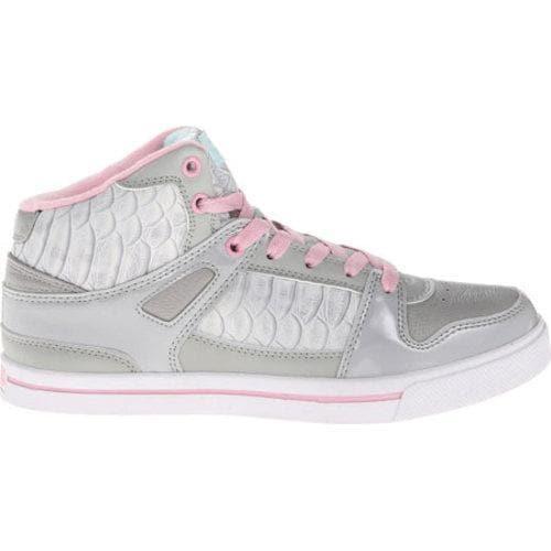 s gotta flurt hip hop 2 grey pastel pink synthetic
