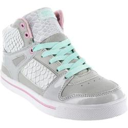 Women's Gotta Flurt Hip Hop 2 Grey/Pastel Pink Synthetic