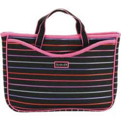 Women's Hadaki by Kalencom Neoprene 11.1 Netbook Sleeve/Tote O'Pencil Stripes